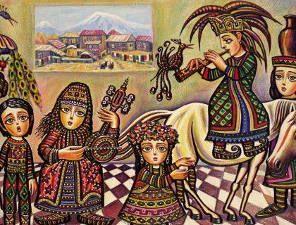 gift giving culture Armenia