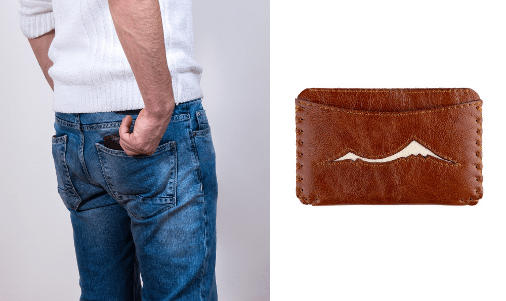 made in Armenia Products, leather handmade wallet