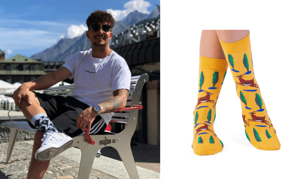 made in Armenia products, socks