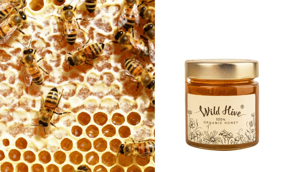 made in Armenia products, organic honey