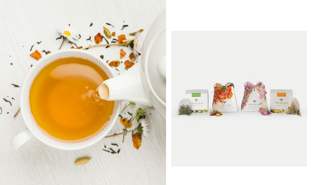 made in Armenia products, tea collection